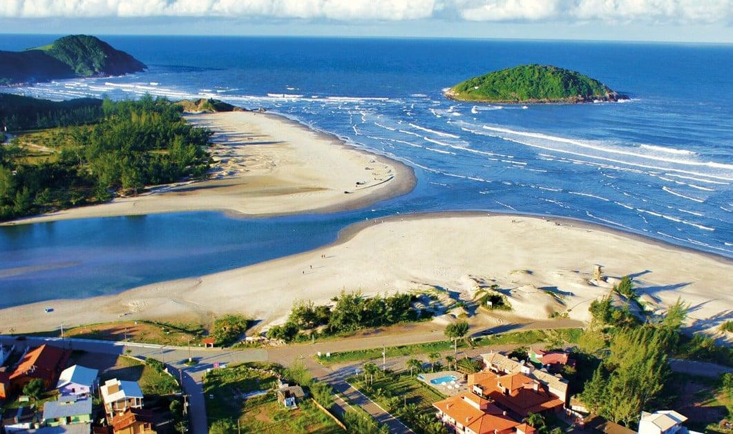 destinos no Brasil para Kitesurf ibiraquera