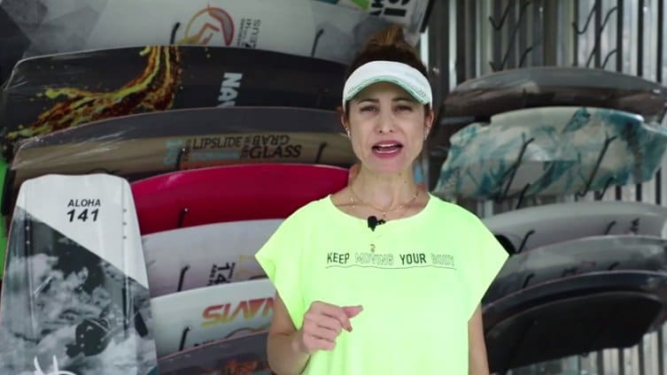 Você sabe o que é rocker de uma prancha de wakeboard?