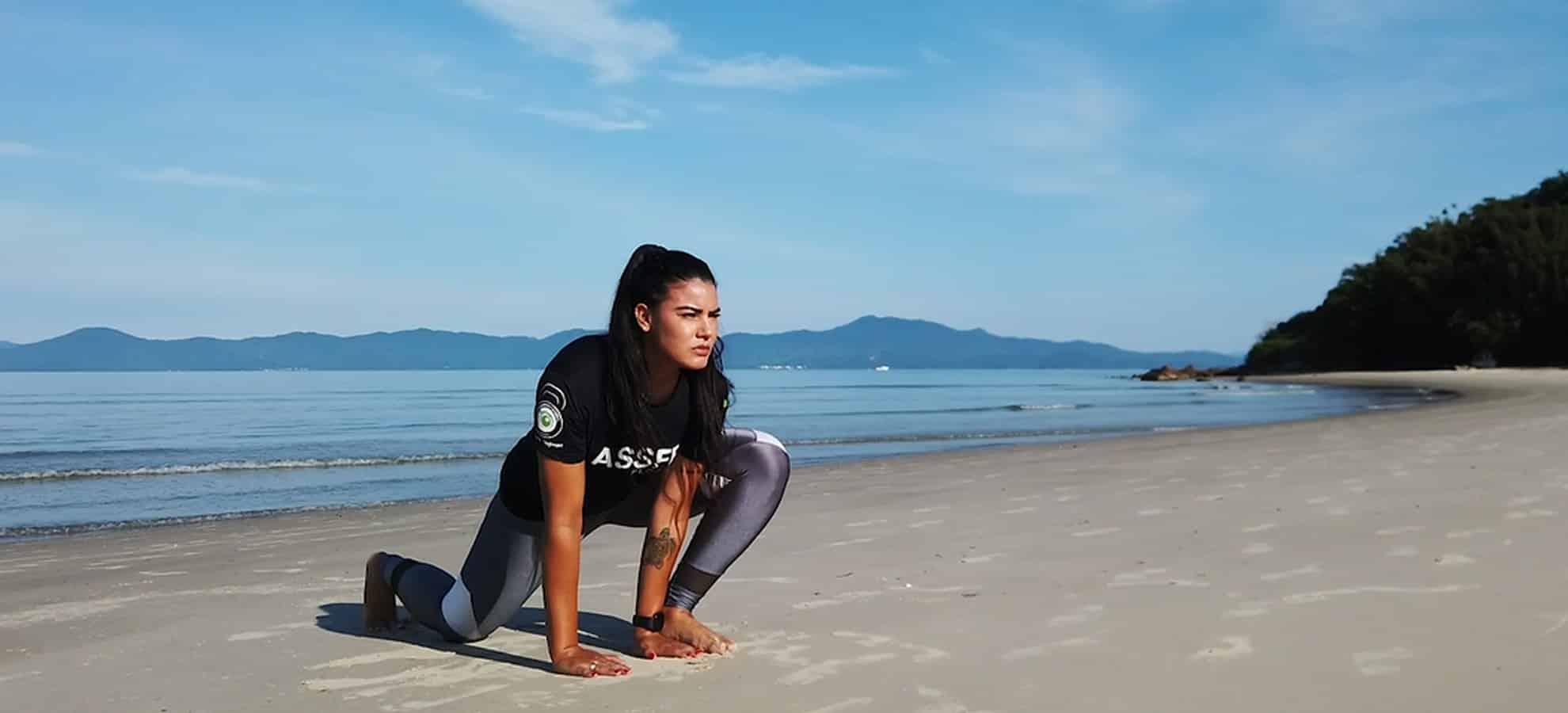 Treino de fortalecimento para prática esportiva náutica: wakeboard, kiteboard e pranchas em geral
